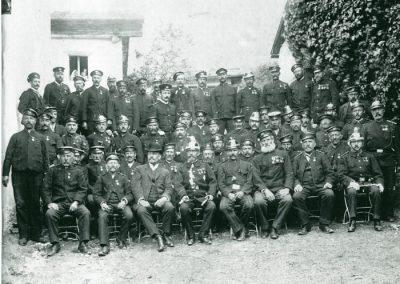 Bild aus den Gründungsjahren