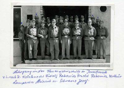 Lehrgangsbesuche an der Landesfeuerwehrschule