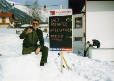 Scheibenschlagen 1993