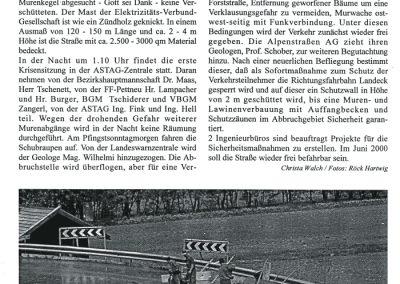 Bericht Blattli Mure S16