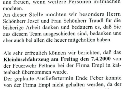 Bericht Blattli