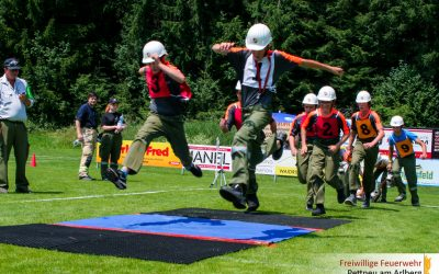 33. Landes-Jugendleistungsbewerb in Kirchdorf