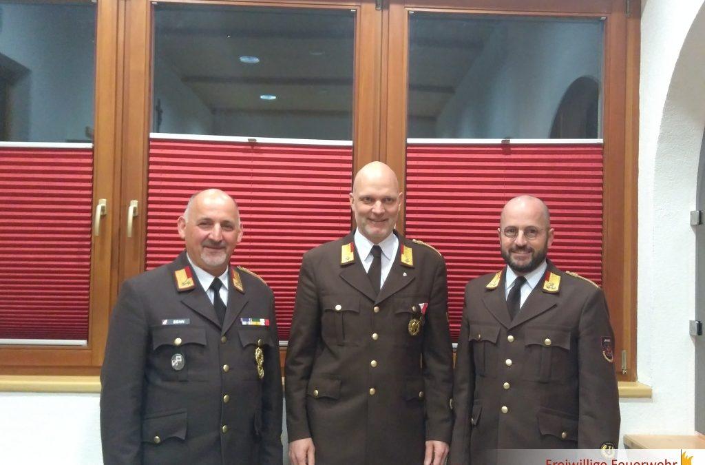 Abschnittskommandantenwahl 2018