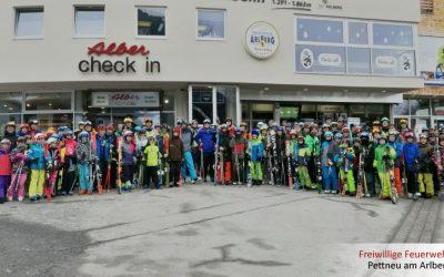 Skitag der Feuerwehrjugend