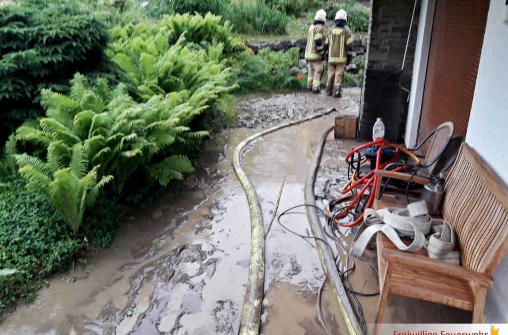 Wasserschaden in Vadiesen