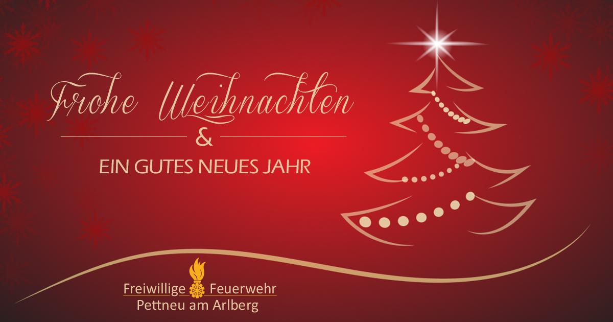 Weihnachtsgrüße Für Gäste.Weihnachtsgrüße Feuerwehr Pettneu Freiwillige Feuerwehr Pettneu