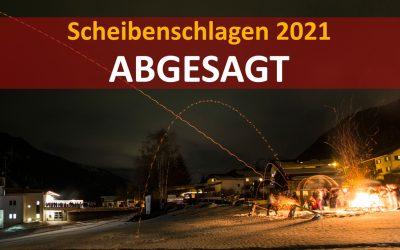 Scheibenschlagen 2021 – ABGESAGT!