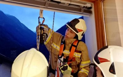 Übung Technische Rettungsgeräte